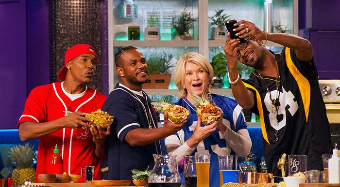 Snoop Dogg Cooking Show