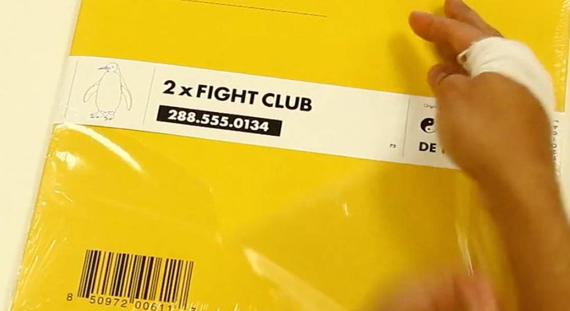 "Get Your Hands on a Vinyl Reissue of the ""Fight Club"" Film Score"