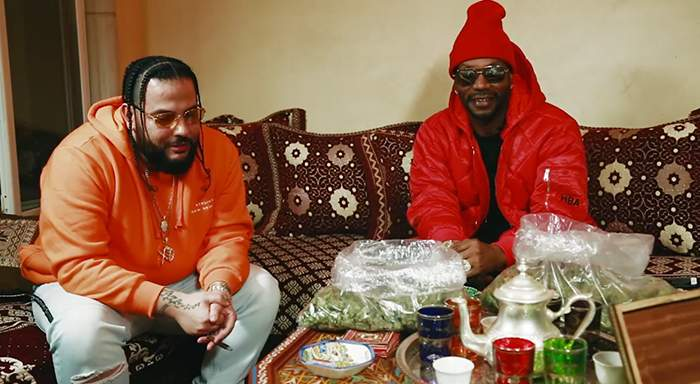 Juicy J and Belly