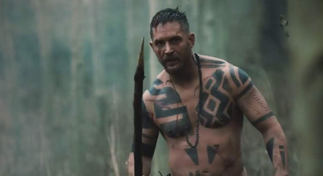 "Tom Hardy to Star in New FX Miniseries ""Taboo"""