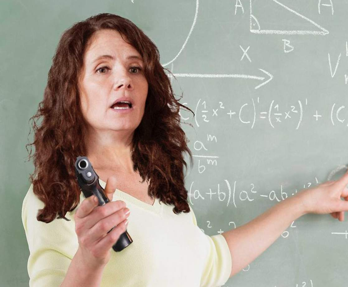 essay on guns in school Arming educators - a bad idea that hasn't gone away by tim walker favored proposals to allow teachers and other school employees to receive firearms training and allow them to carry guns in schools, while 68 percent were opposed.