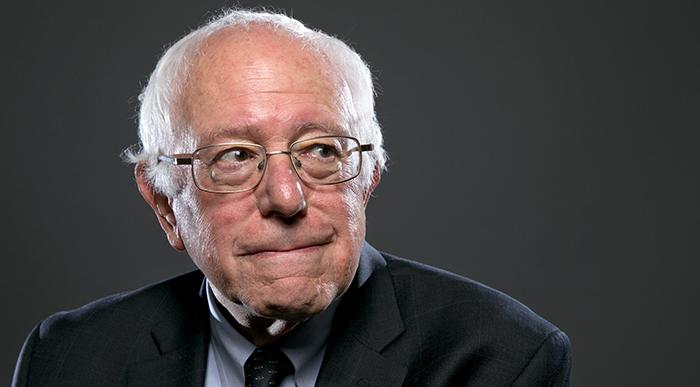 Bernie Sanders Man Of The Year