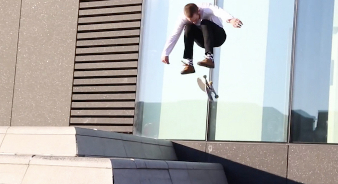 Check Out Some High-Definition Skateboarding From Manchester