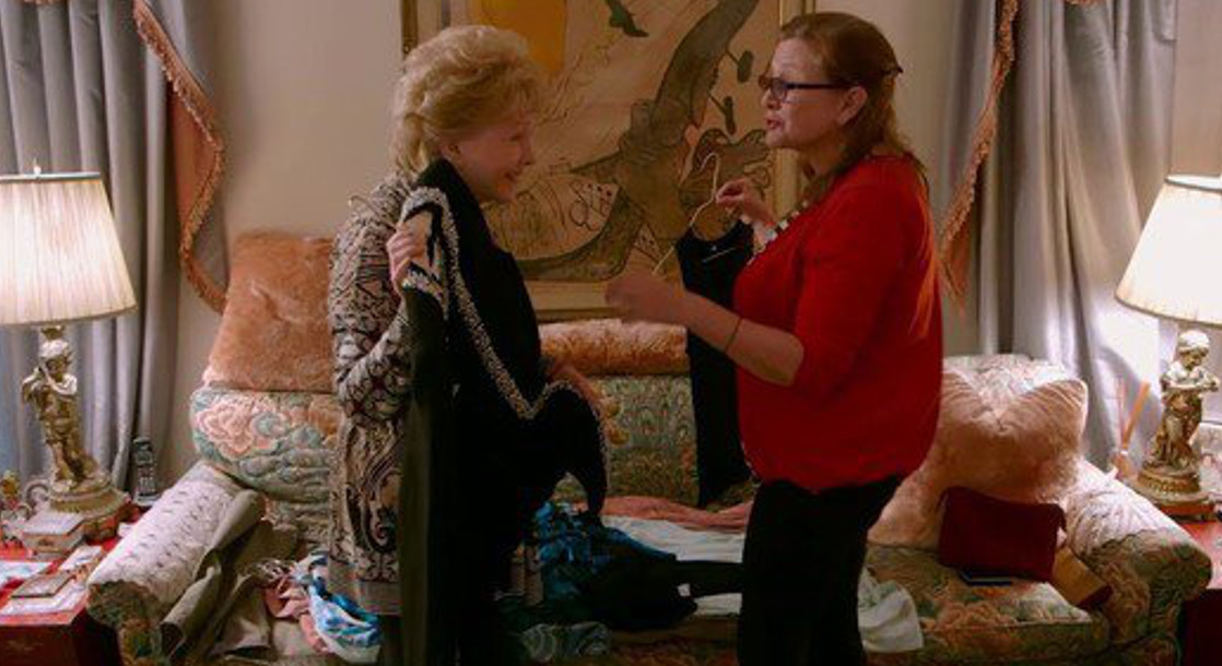 "HBO's ""Bright Lights"" Delves Into the Close Relationship Between Carrie Fisher and Debbie Reynolds"