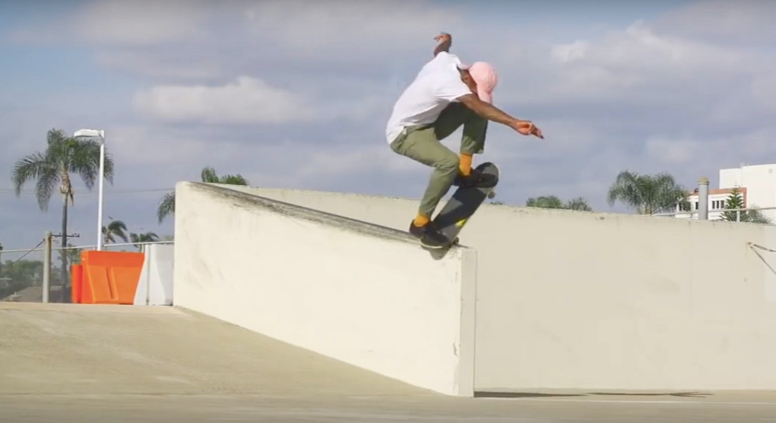"Boo Johnson's New ""Life & Times"" Part Goes Hard AF"