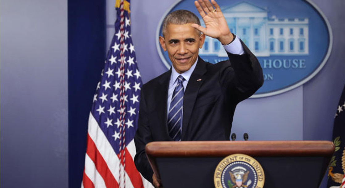 President Obama Gives Final Press Conference as US President