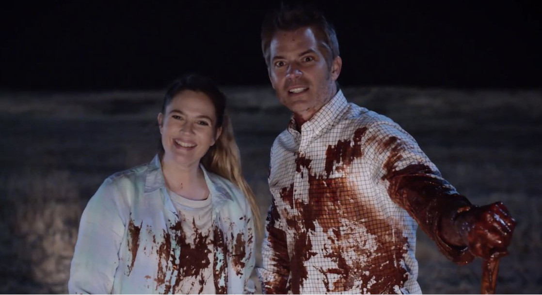 "Drew Barrymore Is Hungry for Human Flesh in ""Santa Clarita Diet"""