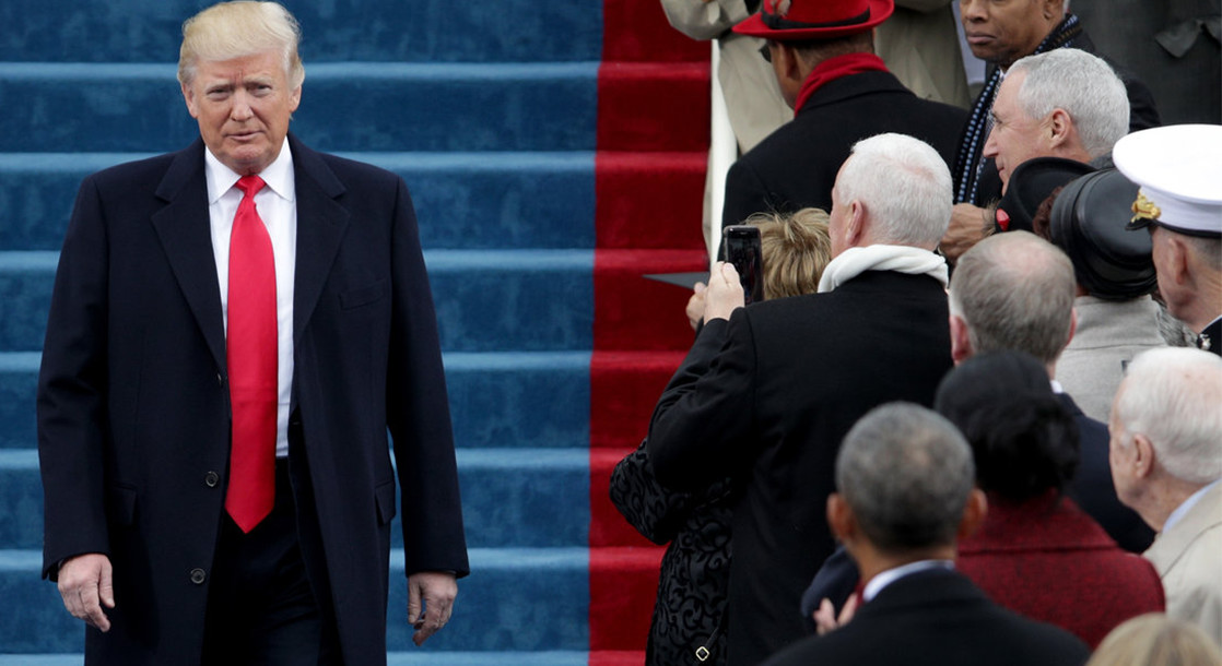 Donald Trump Officially Sworn In As 45th President of the United States