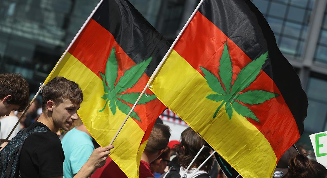 Germany's Parliament Approves Draft Bill Allowing Medical Marijuana Treatment For Chronically Ill Patients