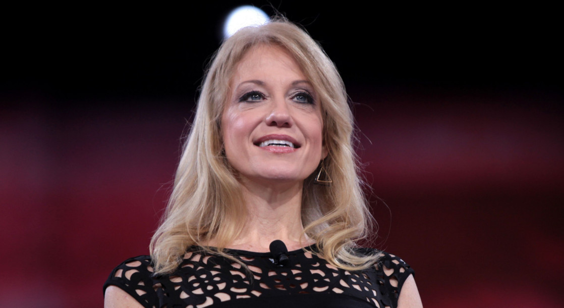 "Sales of George Orwell's ""1984"" Spike Following Kellyanne Conway's ""Alternative Facts"""