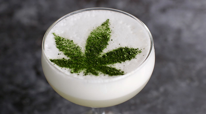 Drinks Inspired By Cannabis