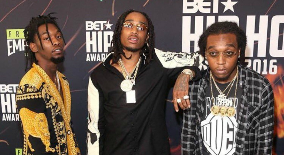 """Migos' """"Culture"""" Is the No. 1 Album in the Nation"""