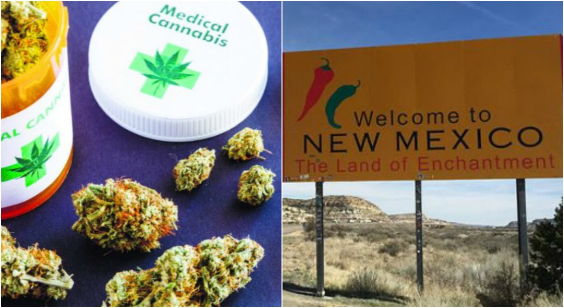 New Mexico Legislation Would Add All Veterans to the State's Medical Marijuana Program