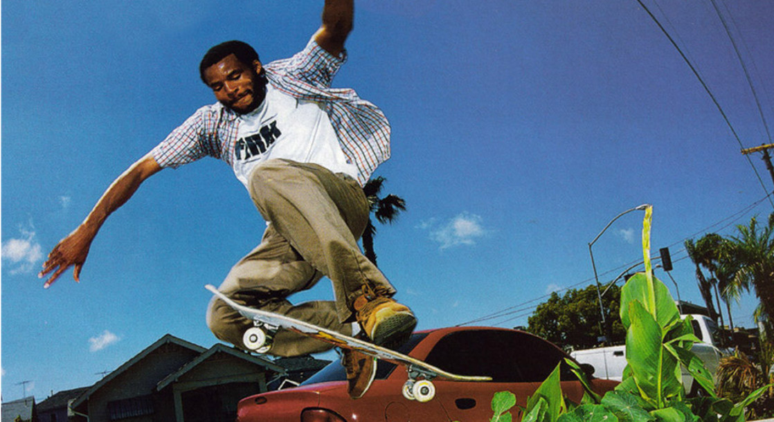 "Watch ""White Men Can't Skate,"" a History of Black Skateboarding Legends"
