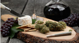 California Wine Makers Worry Legal Marijuana Could Cut into Their Profits