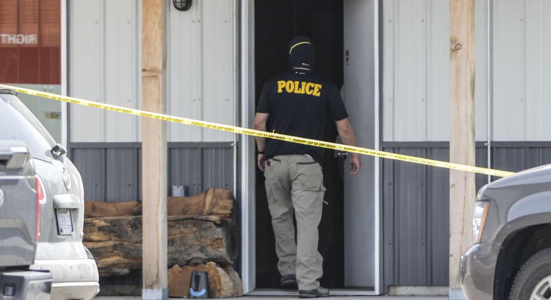 DEA Agents Conducting Raid Didn't Know Montana Medical Marijuana Laws