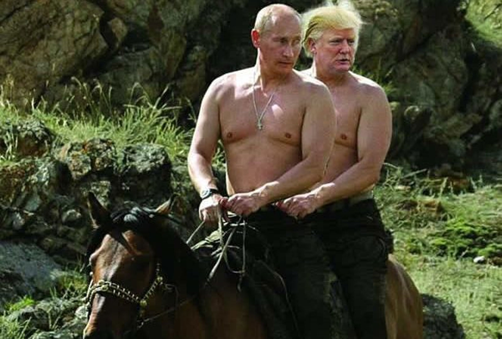 What's the Relationship Between Trump and Putin?