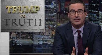 """""""Last Week Tonight with John Oliver"""" Is a Cure for Your Political News Malaise"""