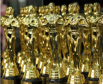 Photos of some Oscar statues to get you ready for the Academy Awards this Sunday.