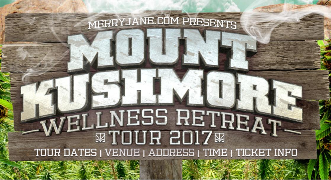 NEW DATES: Snoop Dogg and MERRY JANE Wellness Retreat Tour