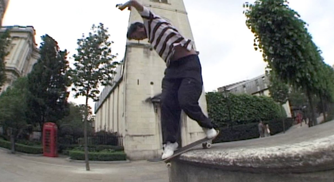 """Watch Tom Knox and Friends Rip Iconic St. Paul's Skate Spot in Episode 2 of """"Atlantic Drift"""""""