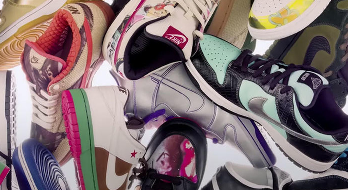 Watch How The Nike SB Dunk Sneaker Became So Coveted