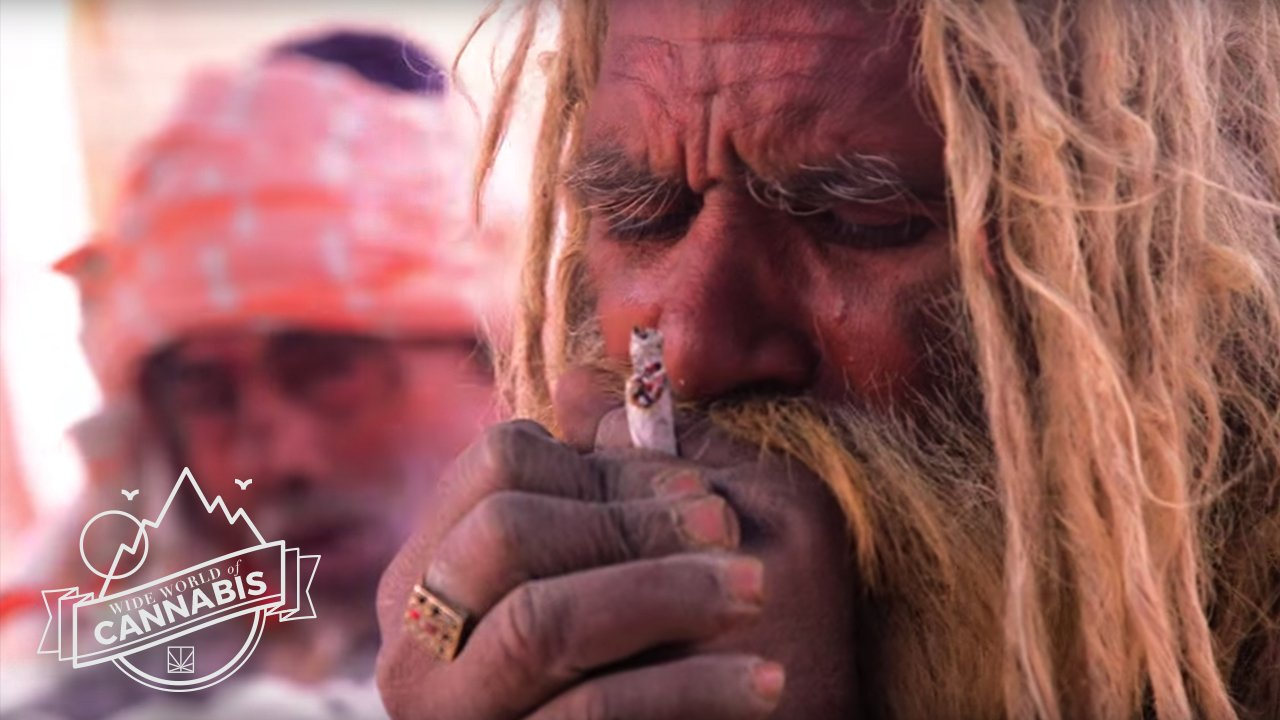 India's Aghori Sect Seeks to Transcend Through Cannibalism and Cannabis