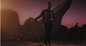 """The Weeknd Goes Retro In Otherworldly """"I Feel It Coming"""" Visual"""