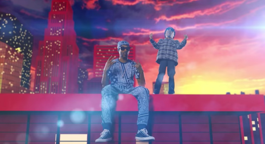"Snoop Returns to His OG Roots with the Comic Visual for ""Super Crip"""