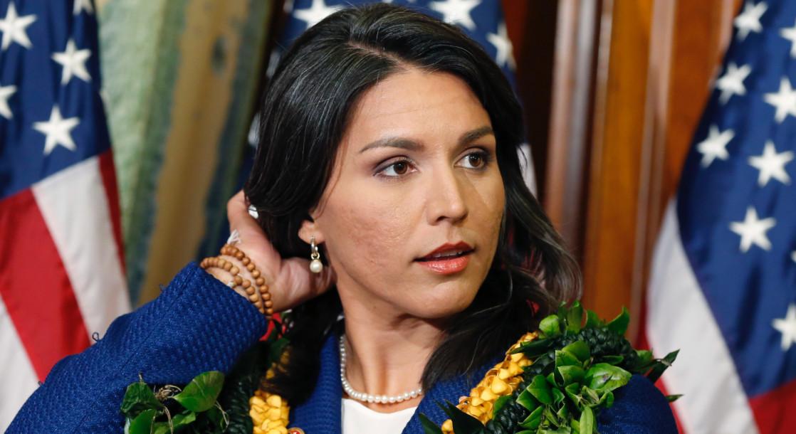 Hawaii Representative Tulsi Gabbard Demands Congress Legalize Marijuana
