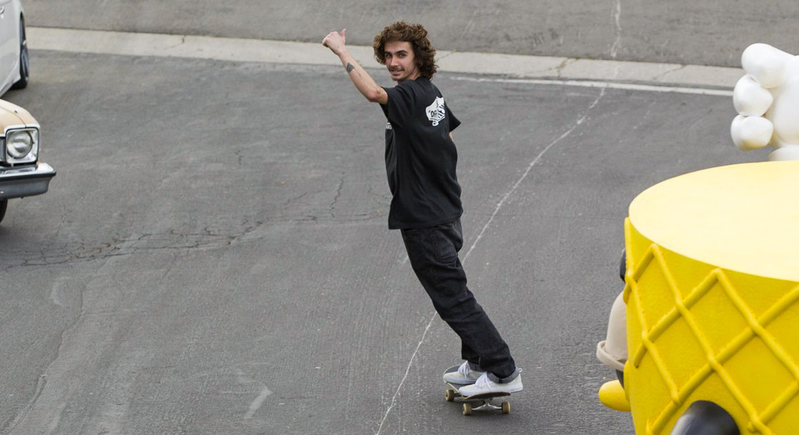 """Skater of the Year Kyle Walker & Friends Shred Australia in """"The Good Homies"""""""