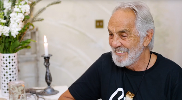 To Work for Tommy Chong, You Need to Take a Drug Test