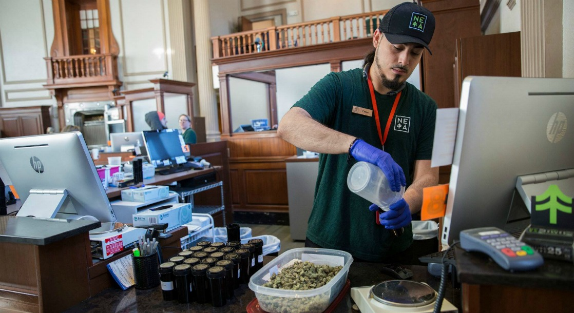With Recreational Regulations Unclear, Massachusetts' Medical Marijuana Industry Flounders