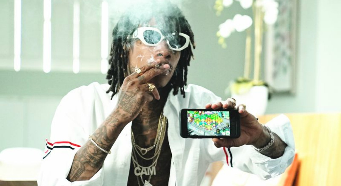 Wiz Khalifa Is Releasing a Weed Farming Mobile Game on 4/20