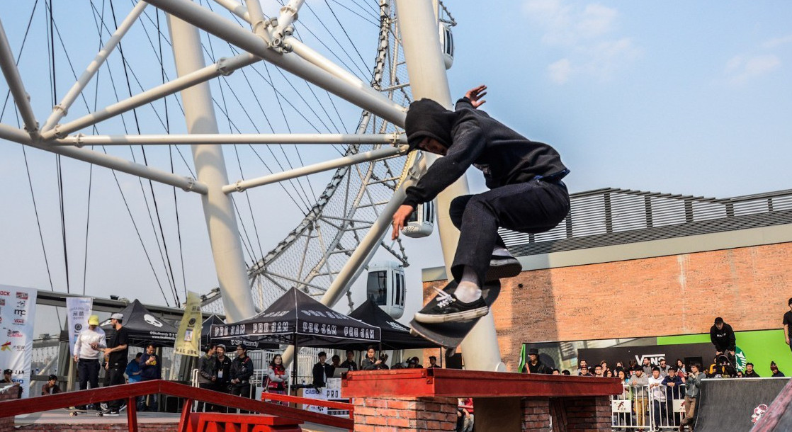 This Is What It's Like to Be a Pro Skater in China