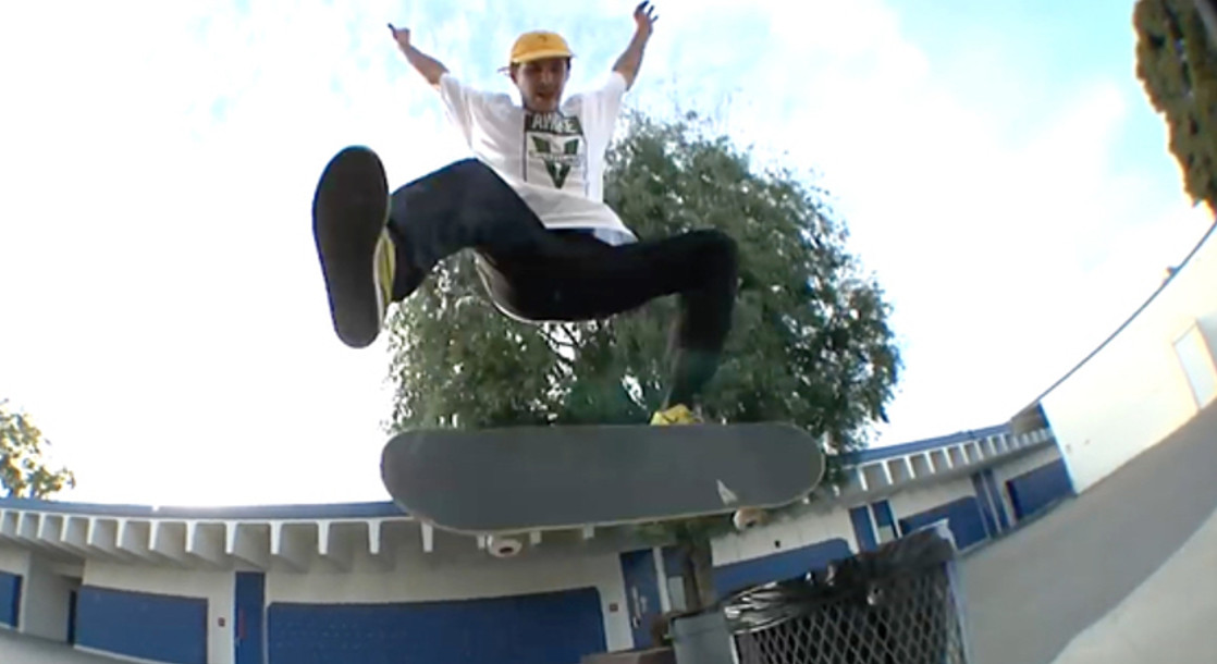 Roman Lisivka Is an Eastern European Skateboard Wizard