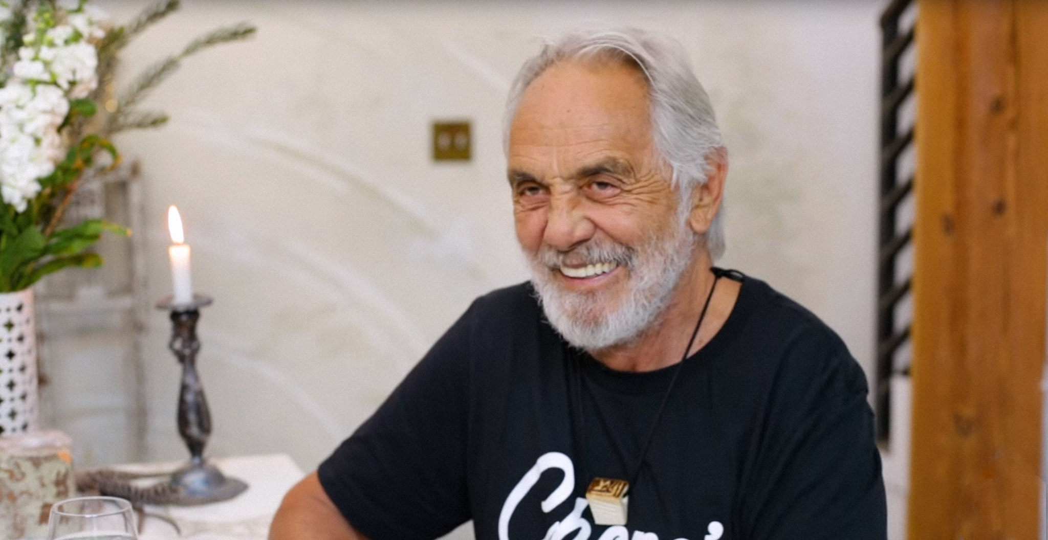 Tommy Chong Believes Weed Will Make Donald Trump Less Insane