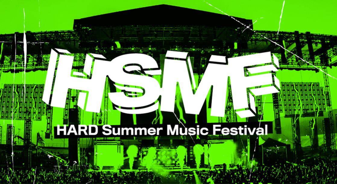 Hard Summer Music Festival Announces 2017 Lineup