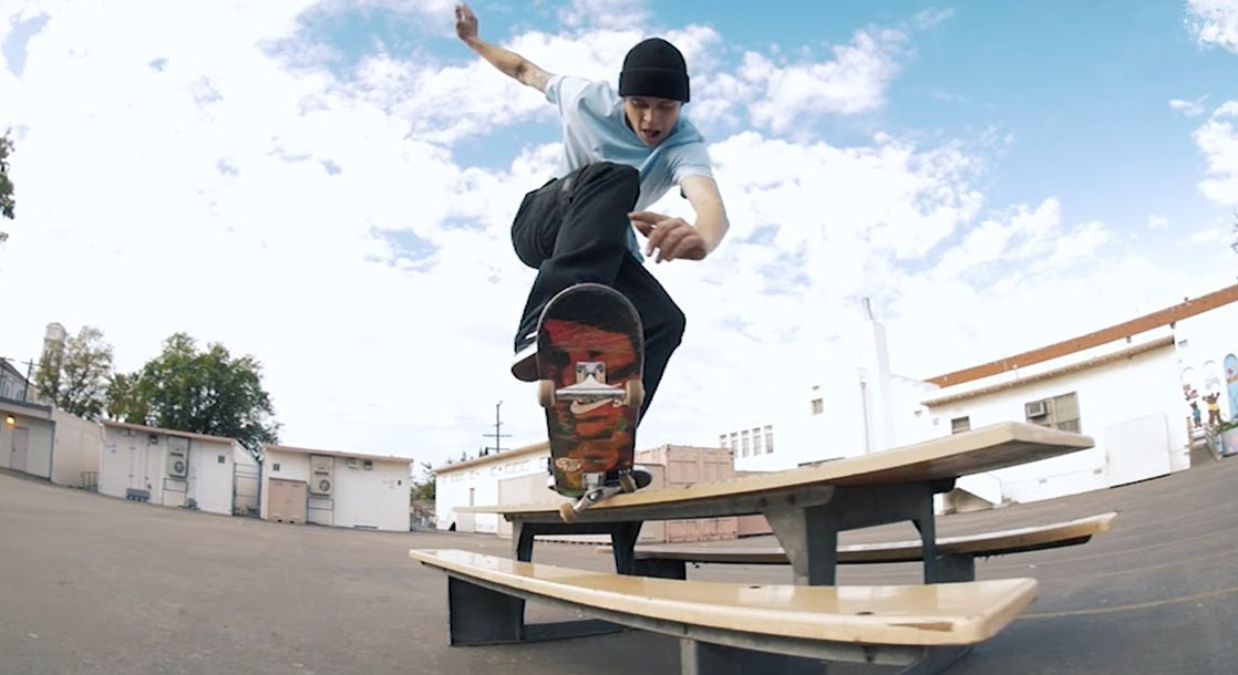 """Watch Almost Skateboards' AM Riders Put On In New """"3AM"""" Edit"""