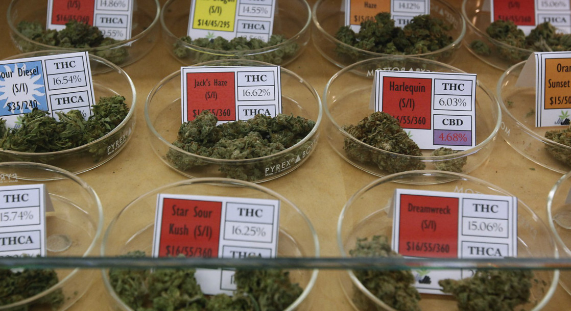 California Dispensaries Could Sell Both Recreational and Medical Marijuana