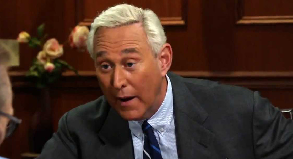 Roger Stone Is Trying to Persuade President Trump to Legalize Marijuana at the Federal Level