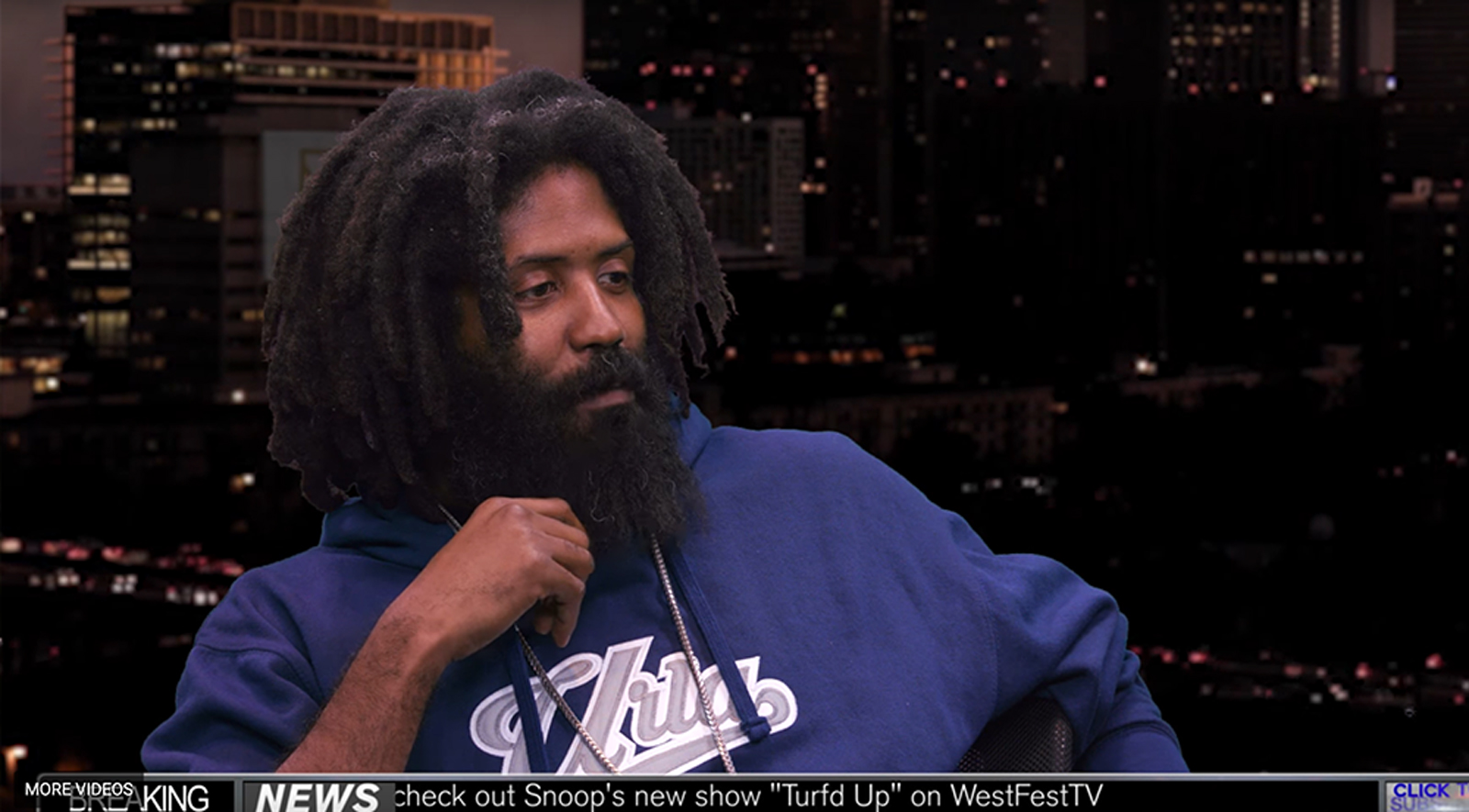 "Murs and Snoop Talk Poppin' N Lockin', Comic-Con, and ""Know The Ledge"""
