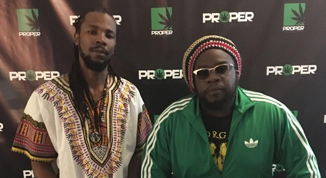 Morgan Heritage Announces Cannabis Delivery Service Partnership with Proper Rx