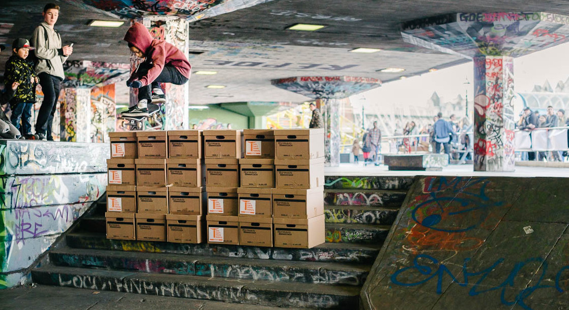 London's Famous Southbank Skate Spot Is Fundraising to Renovate and Expand