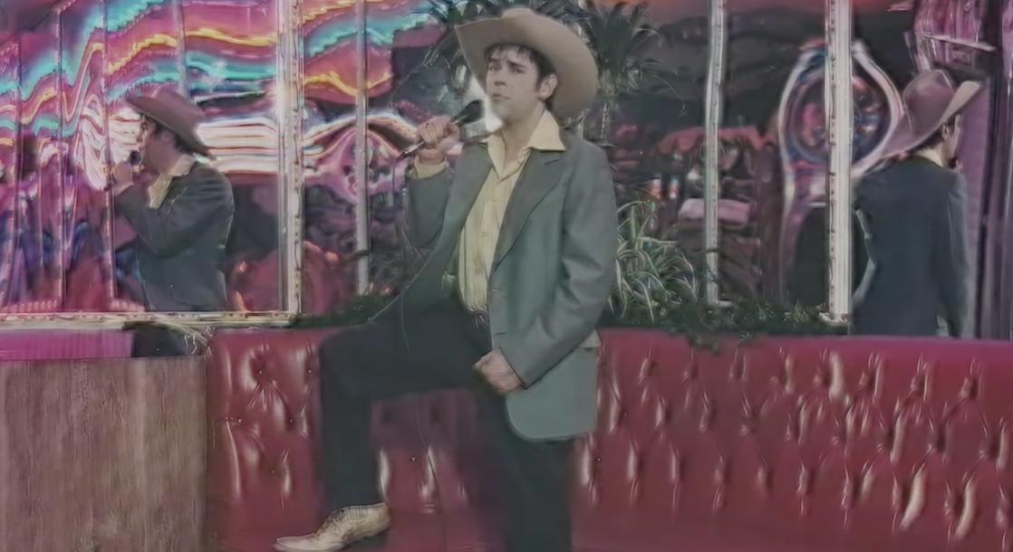 "Ariel Pink Does Cowboy Karaoke in ""Another Weekend"" Music Video"