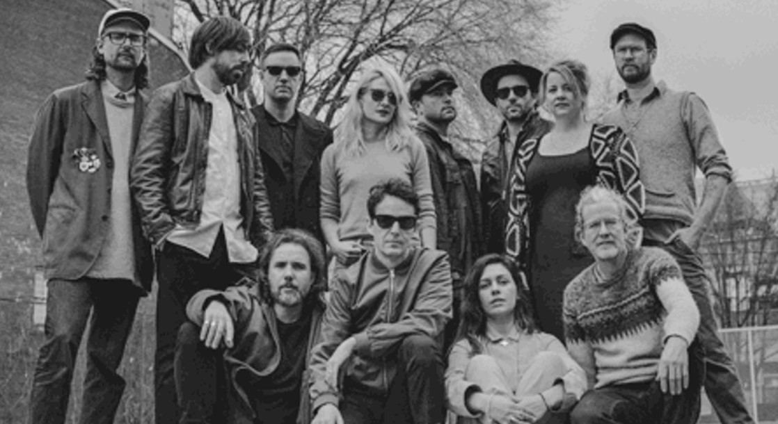 """Stay Happy"" Is Broken Social Scene Like You've Never Heard Them Before"