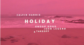 "Premiere: Listen to Snoop Dogg's Verse on Calvin Harris' New Track ""Holiday"""