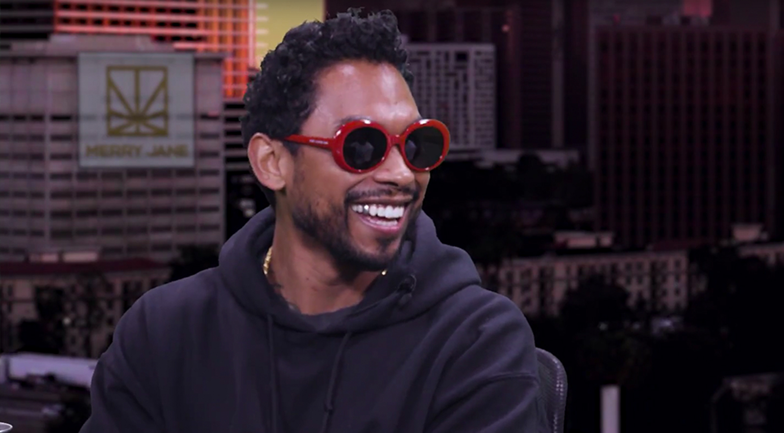 Miguel Talks Performing, Super Powers, and Fanning Out Over The Doggfather