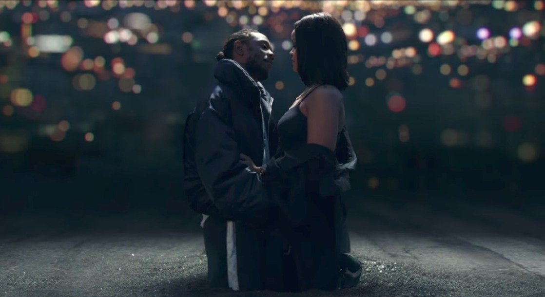 """Kendrick Lamar and Rihanna Stick Together Through Thick and Thin in New Visual for """"Loyalty"""""""