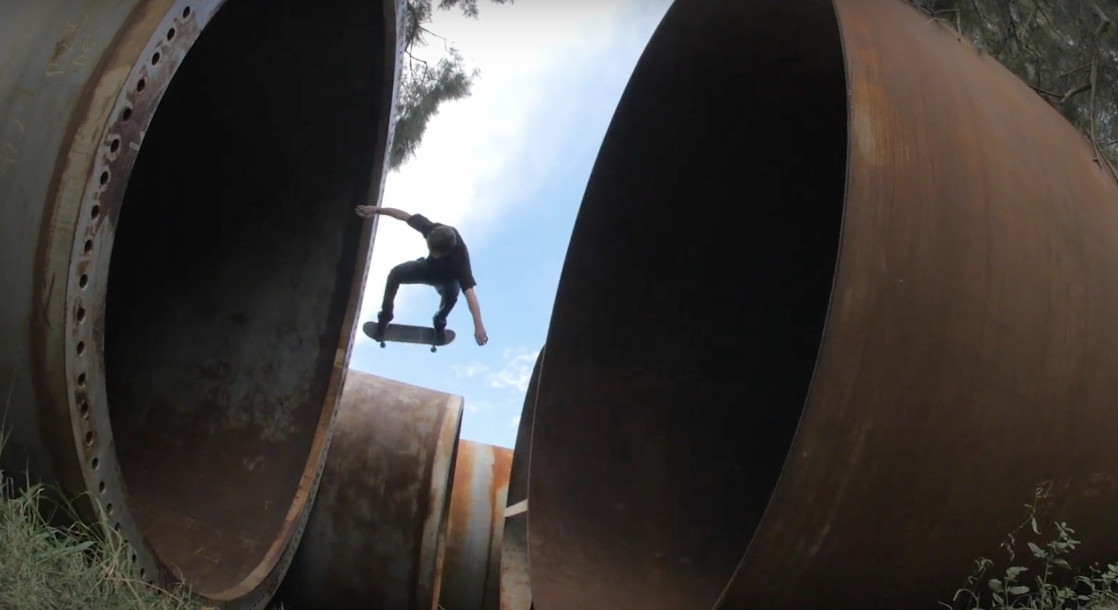 "Watch The Nike SB Team's Argentinian Skate Adventure in ""Camp Pain"""